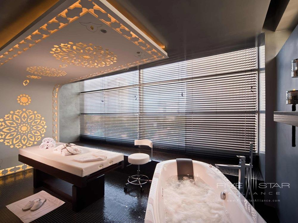 So SPA at Sofitel Casablanca Tour Blanche