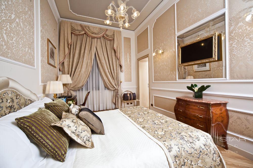 Classic Guest Room at Grand Hotel Majestic Gia Baglioni, Bologna, Italy