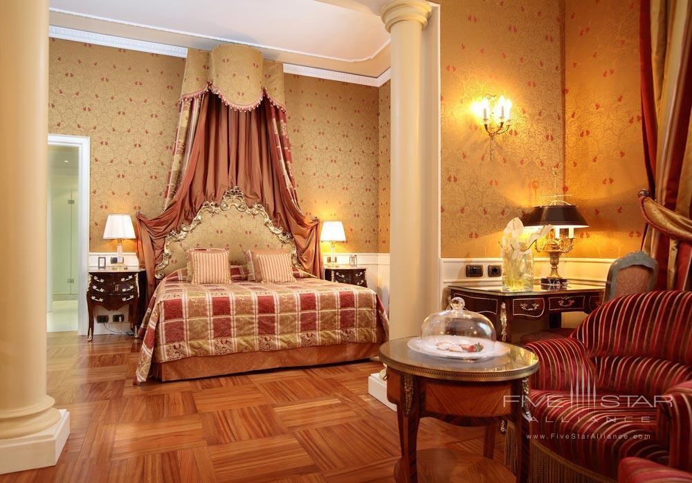 Junior Suite at Grand Hotel Majestic Gia Baglioni, Bologna, Italy