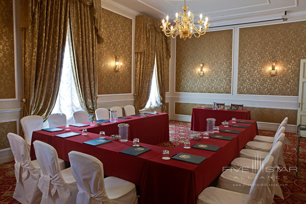 Meeting Room at Grand Hotel Majestic Gia Baglioni, Bologna, Italy