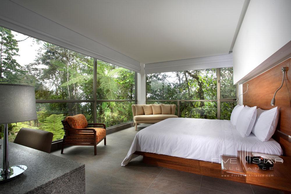 Yaku Suite at Mashpi Lodge, Ecuador
