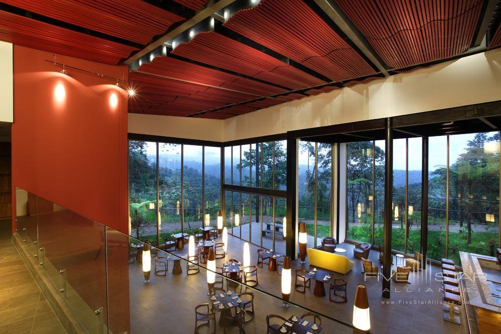 Dining at Mashpi Lodge