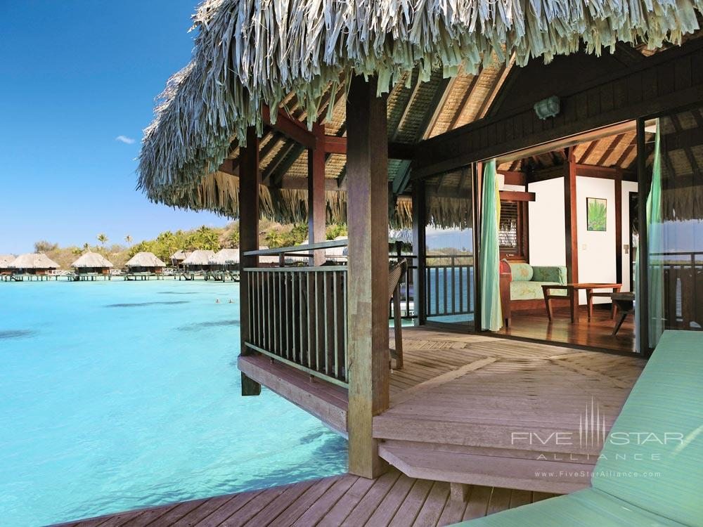 Overwater Bungalow at Sofitel Bora Bora Private Island