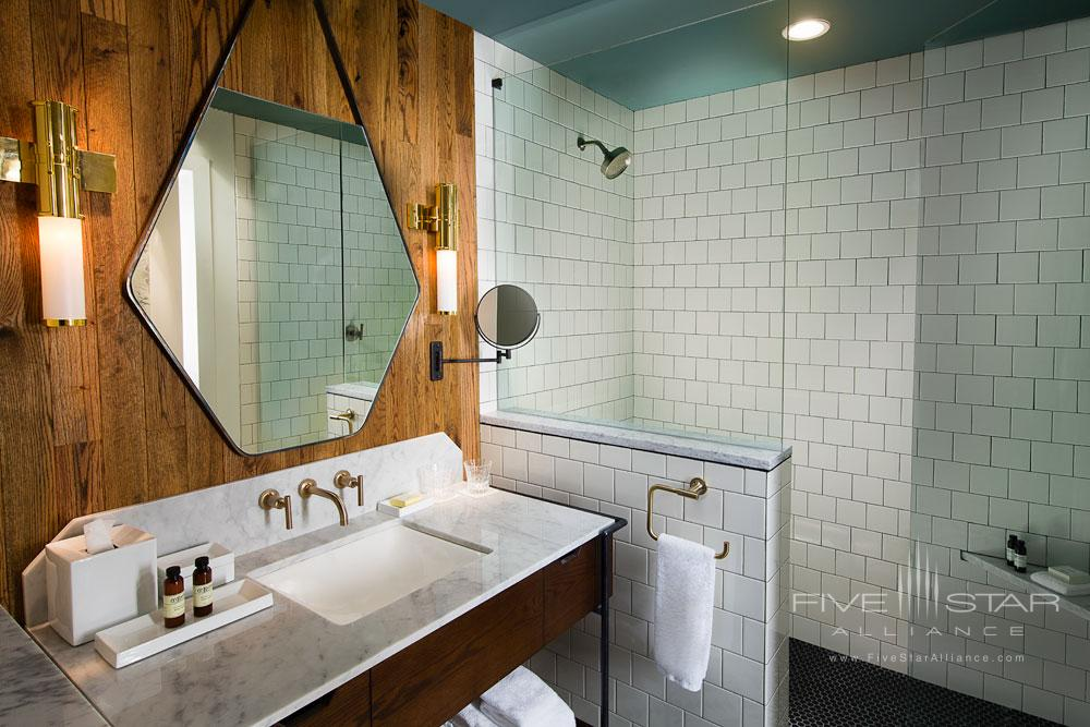 Guest Bath at Thompson Nashville, TN