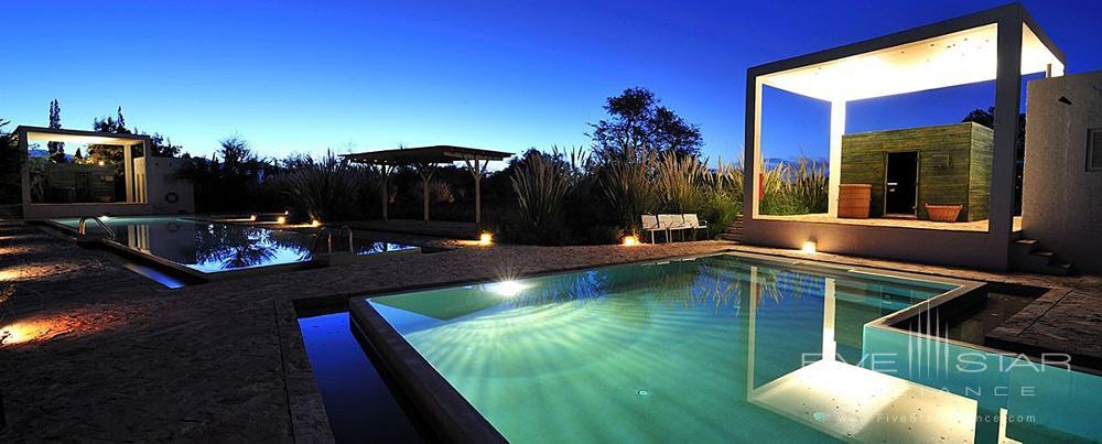 Outdoor Pool at explora AtacamaSan Pedro de Atacama, Chile