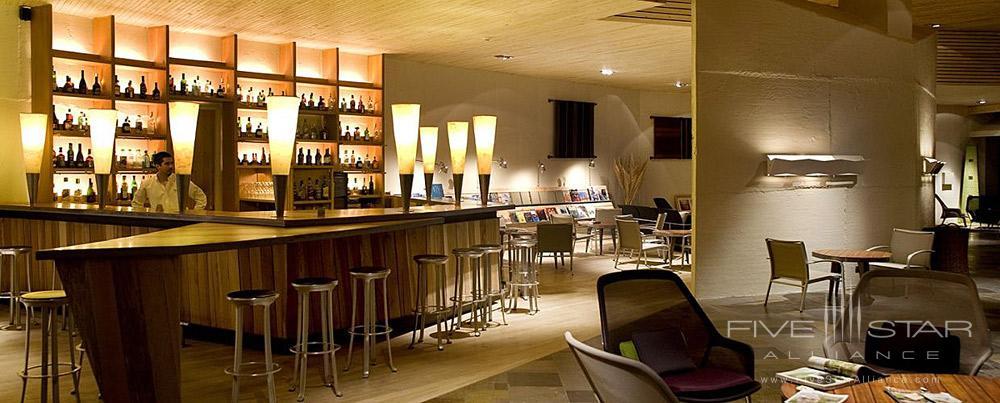 Bar at explora AtacamaSan Pedro de Atacama, Chile