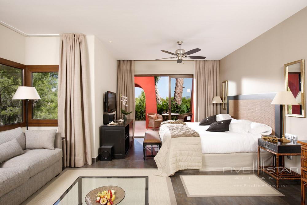 Double Suite Guestroom at Barcelo Asia Gardens and Thai Spa, Spain