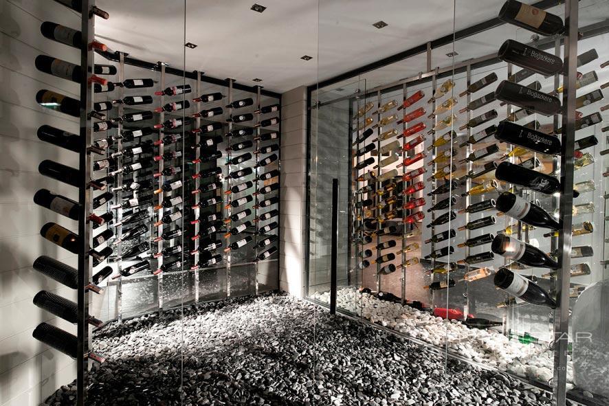 Wine Cellar at Avantgarde Yalikavak Hotel, Turkey