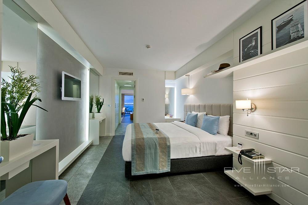 Guest Room at Avantgarde Yalikavak Hotel, Turkey