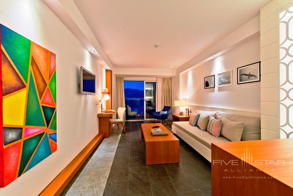Suite Lounge at Avantgarde Yalikavak Hotel, Turkey