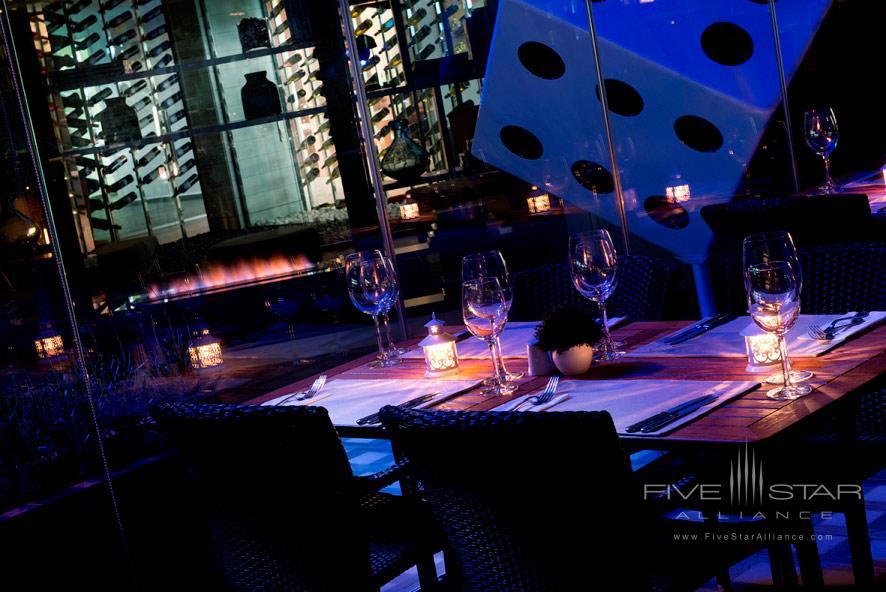 Bar at Avantgarde Yalikavak Hotel, Turkey