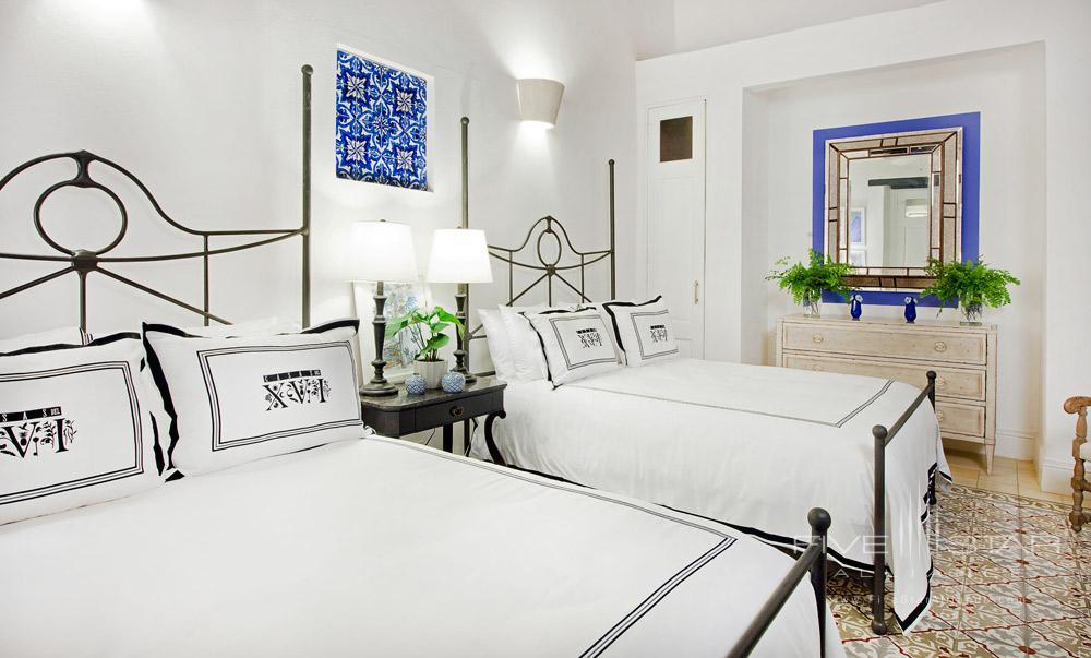 Double Guest Room at Casas del XVI, Santo Domingo, Dominican Republic