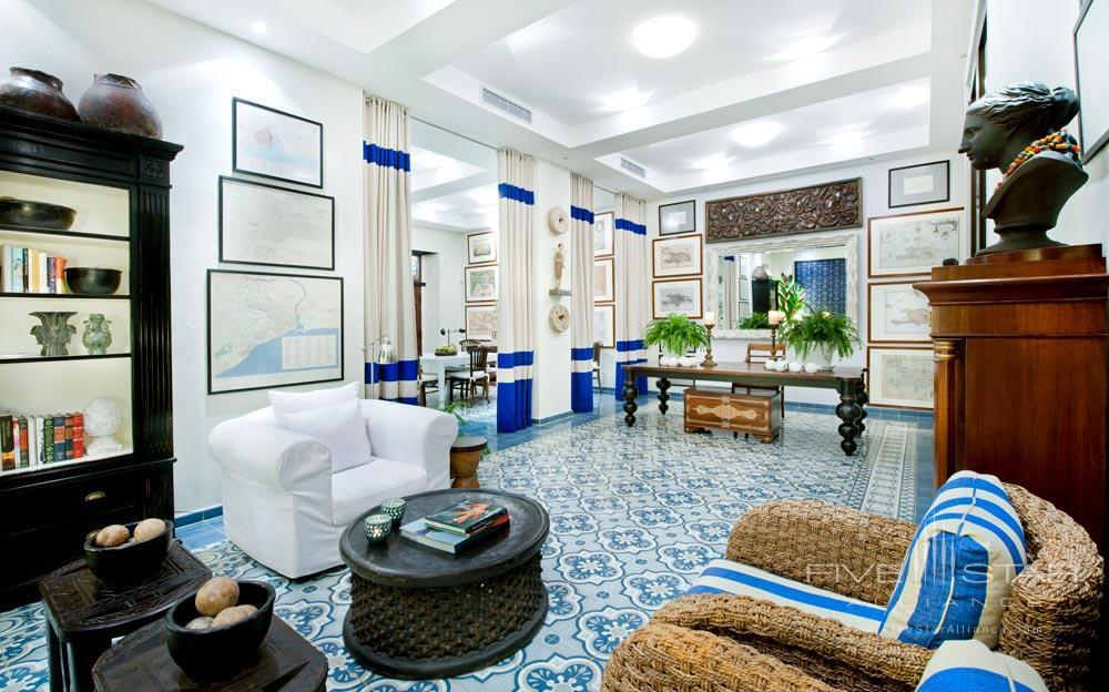 Suite at Casas del XVI, Santo Domingo, Dominican Republic