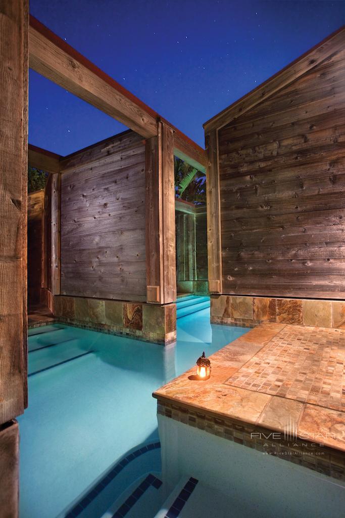 Ventana Baths at Ventana Big Sur