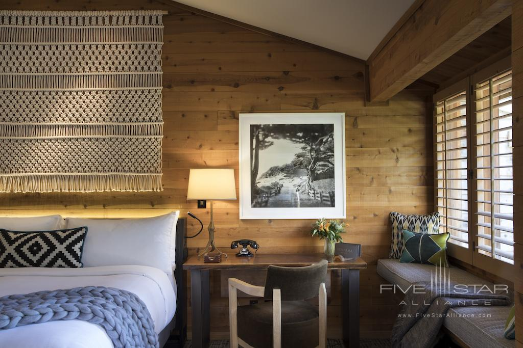 Superior Fireplace Guest Room at Ventana Big Sur