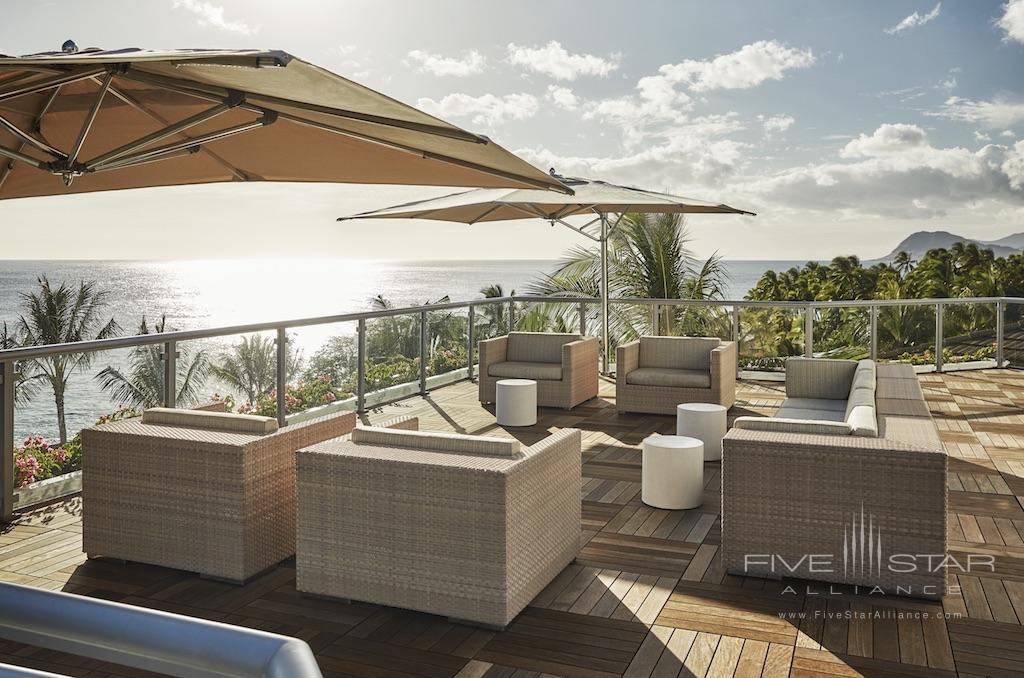 Presidential Suite Sky Terrace at Four Seasons Resort Oahu at Ko Olina