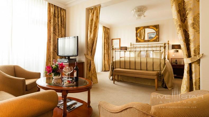 Suite at the Althoff Hotel am Schlossgarten