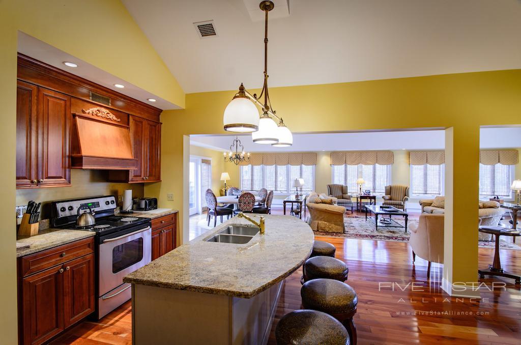 Garshack Treehouse Luxury Home at Nemacolin Woodlands Resort