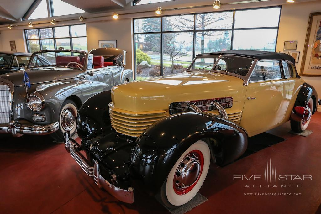 Auto Museum at Nemacolin Woodlands Resort