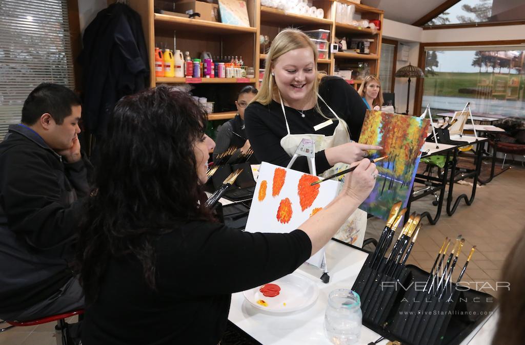 Art Classes at Nemacolin Woodlands Resort