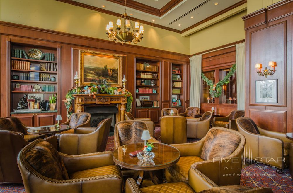 Cigar Bar at Nemacolin Woodlands Resort