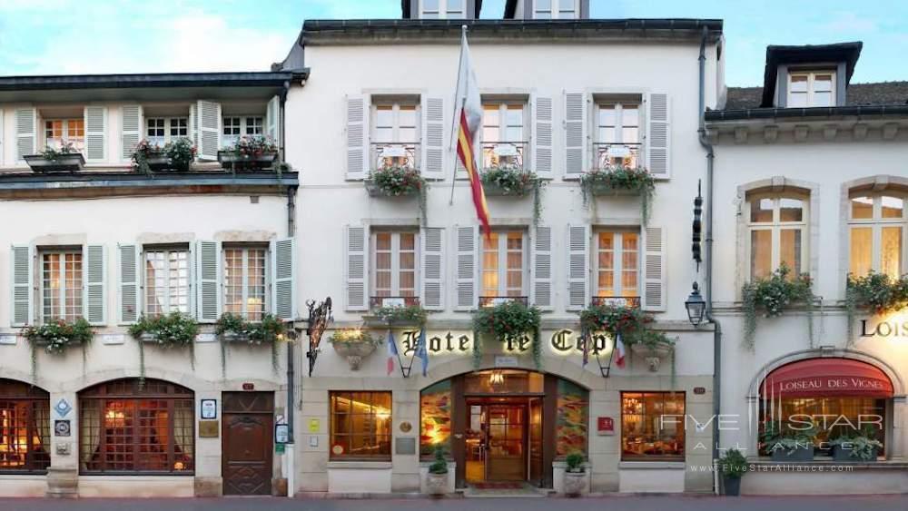 Hotel Le Cep Exterior