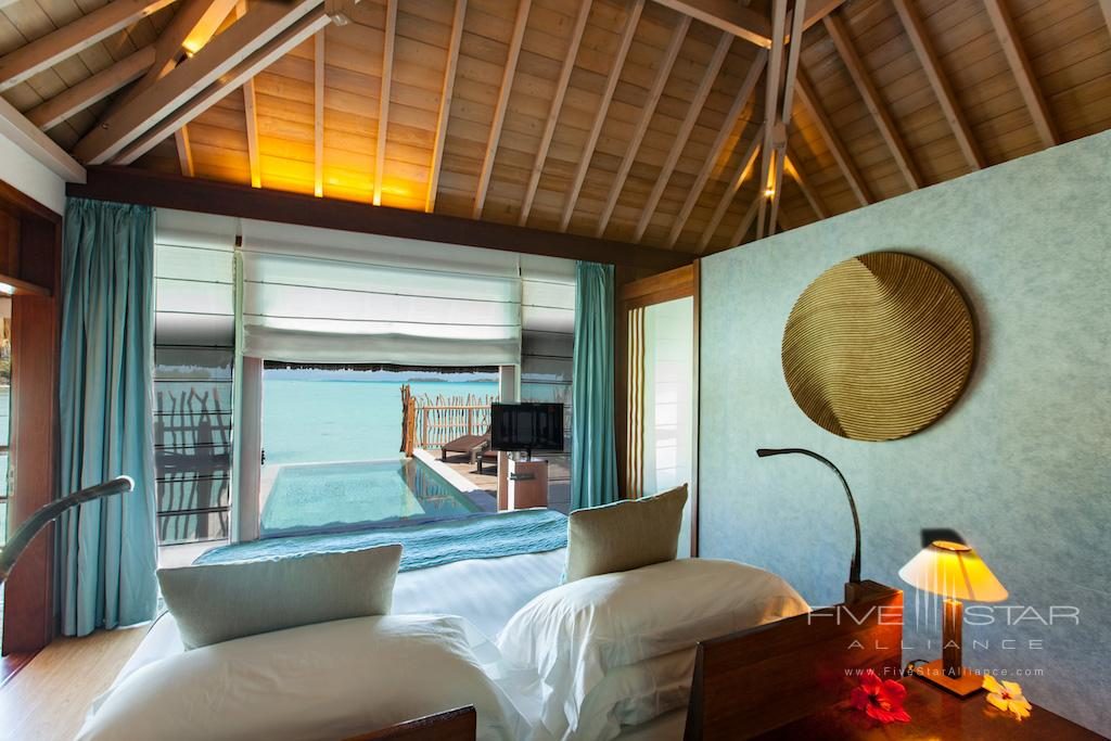 Pool Premium Overwater Villa at InterContinental Bora Bora Resort & Thalasso Spa