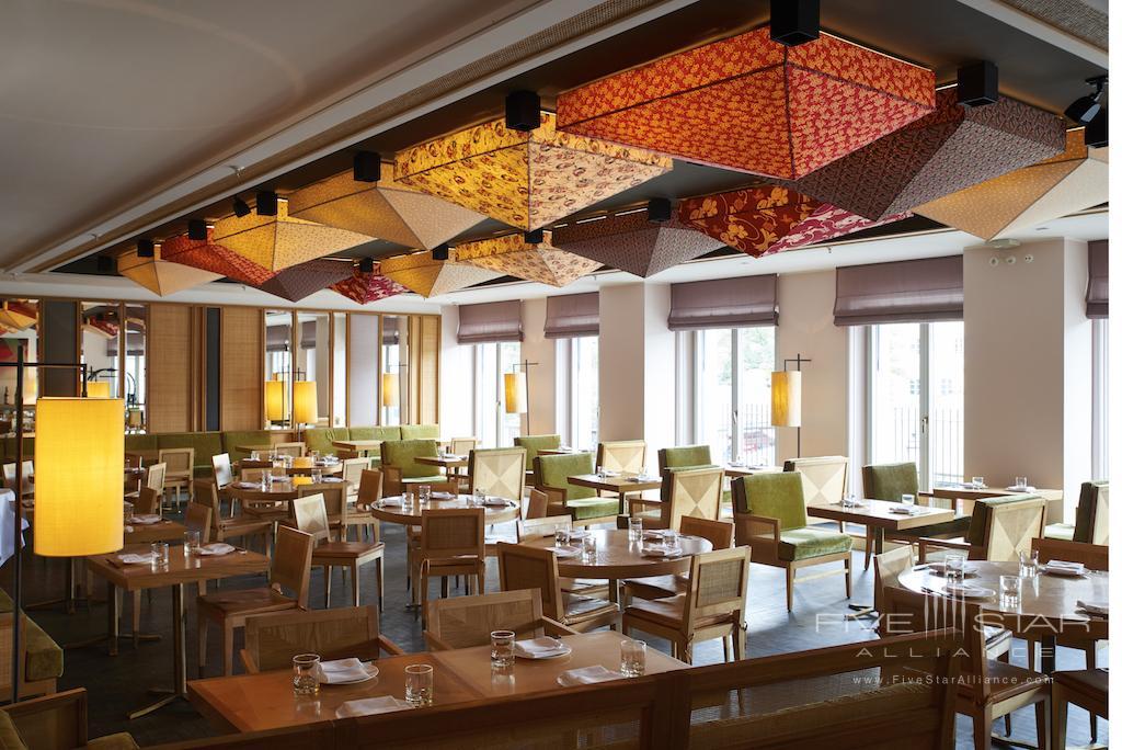 Louis Hotel Munich Dining