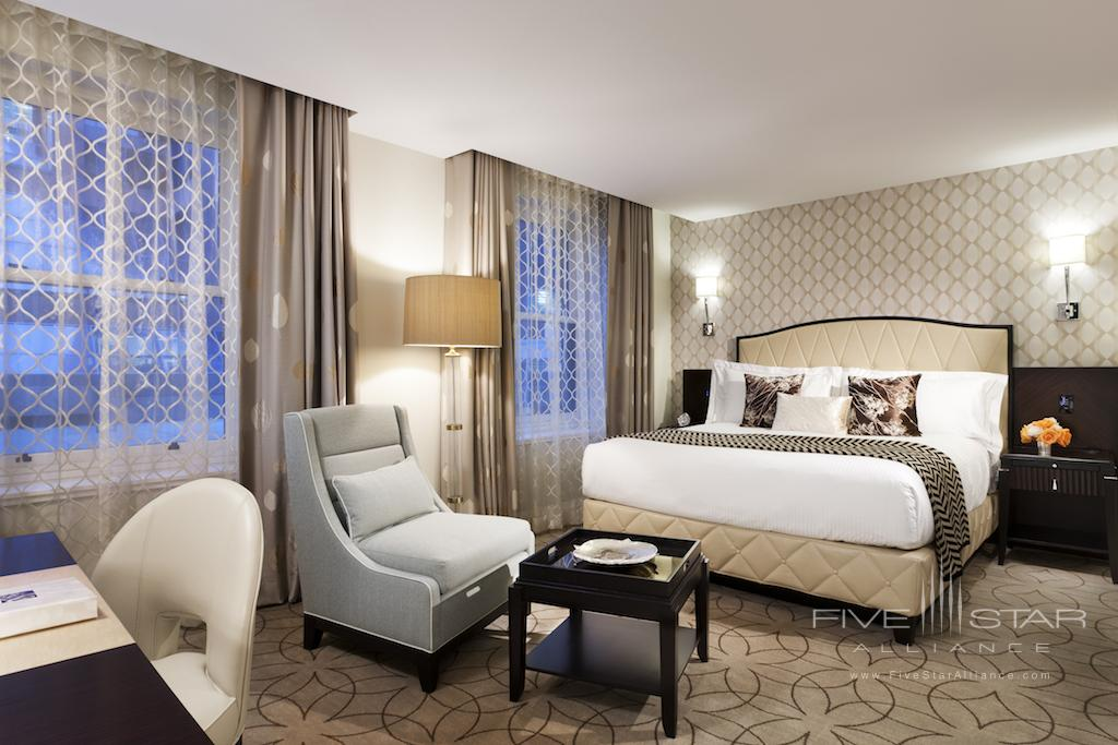 Rosewood Hotel Georgia Superior Room