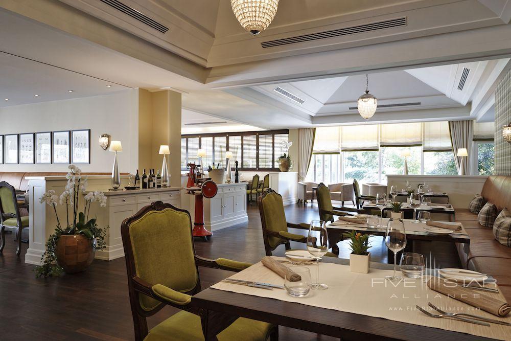 Restaurant EssTisch at Kempinski Hotel Gravenbruch