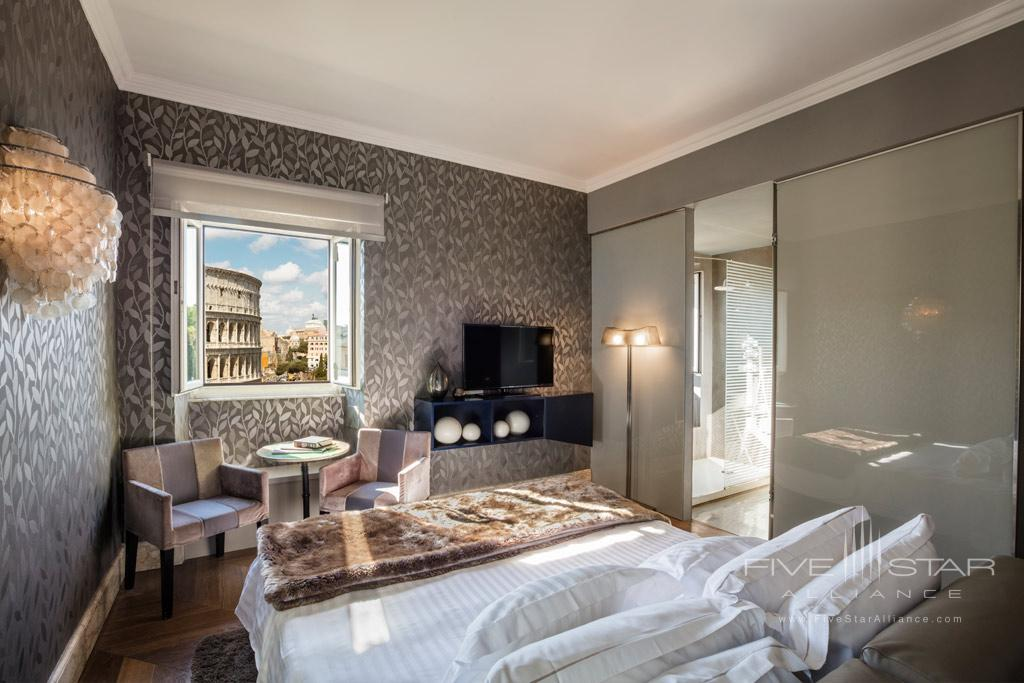 Family Suite at Palazzo Manfredi, Rome, Italy