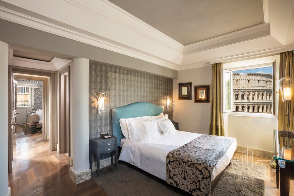 Family Suite at Palazzo Manfredi