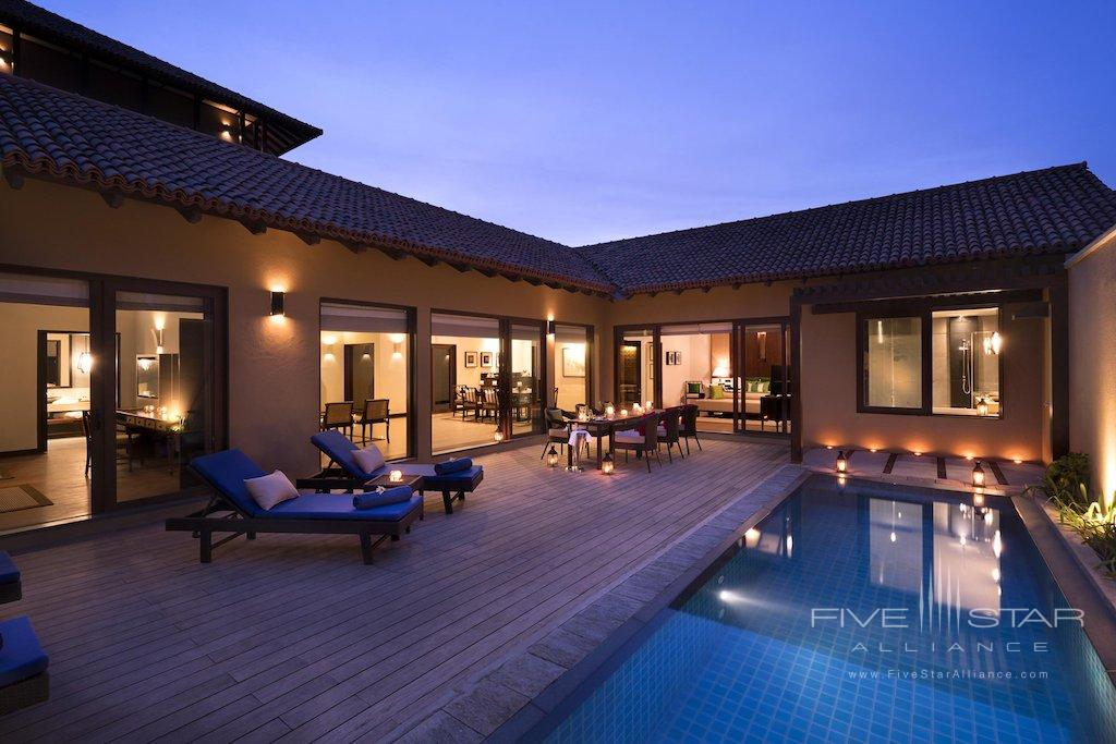 Two Bedroom Pool Villa at Anantara Kalutara