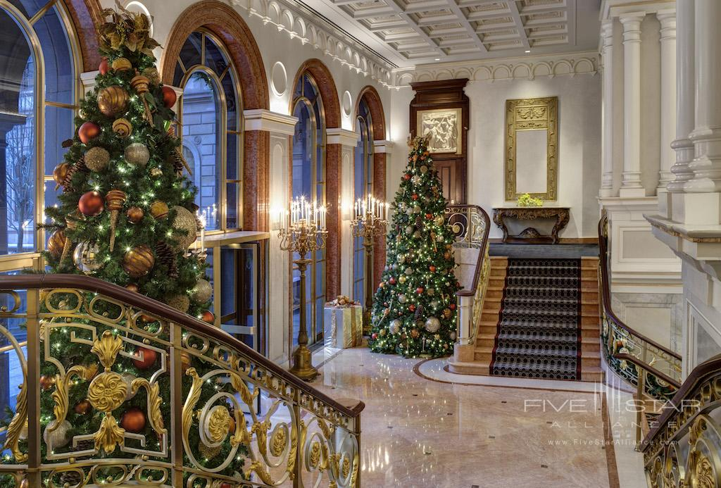 Holidays at The Lotte New York Palace