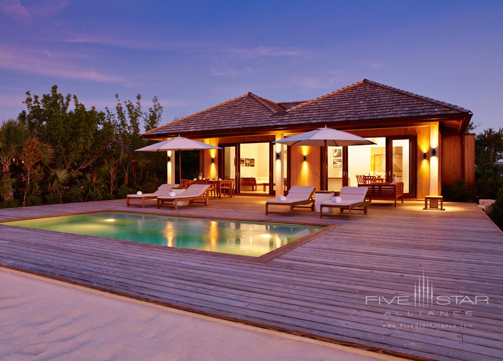 Two Bedroom Beach House at COMO Parrot Cay, Providenciales, Turks & Caicos Islands