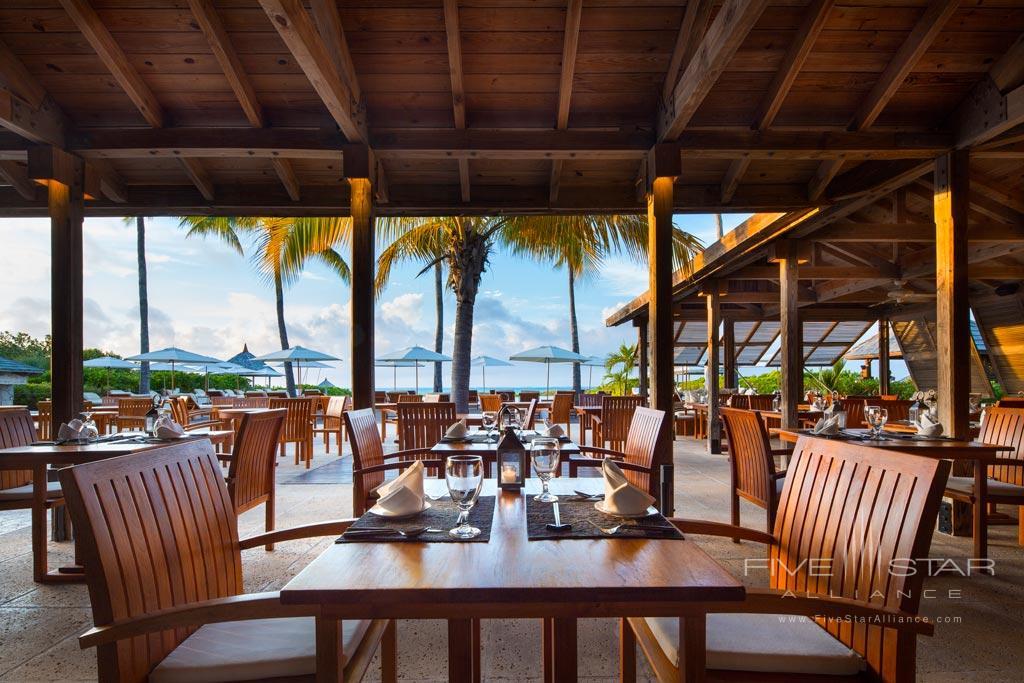 Lotus Restaurant at COMO Parrot Cay, Providenciales, Turks & Caicos Island