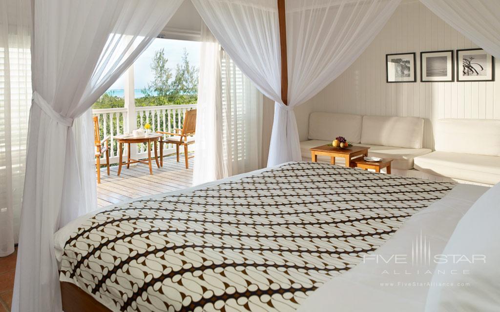 Ocean View Guest Room at COMO Parrot Cay, Providenciales, Turks & Caicos Island