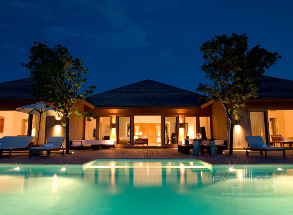Three Bedroom Villa at COMO Parrot Cay, Providenciales, Turks & Caicos Island