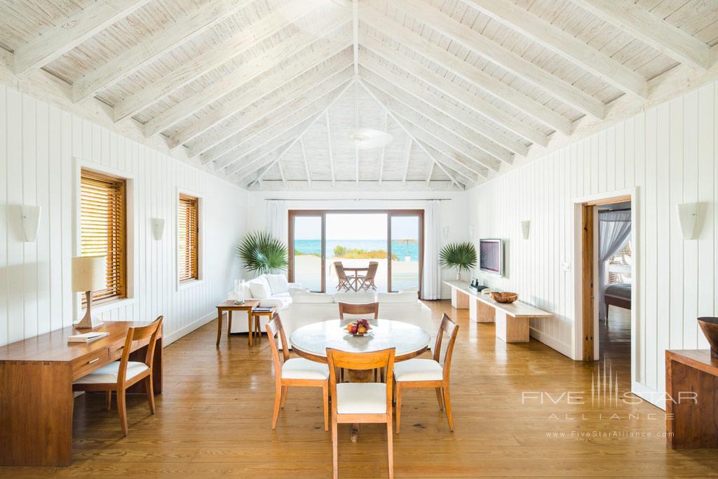 One Bedroom Beach Villa at COMO Parrot Cay, Providenciales, Turks & Caicos Island