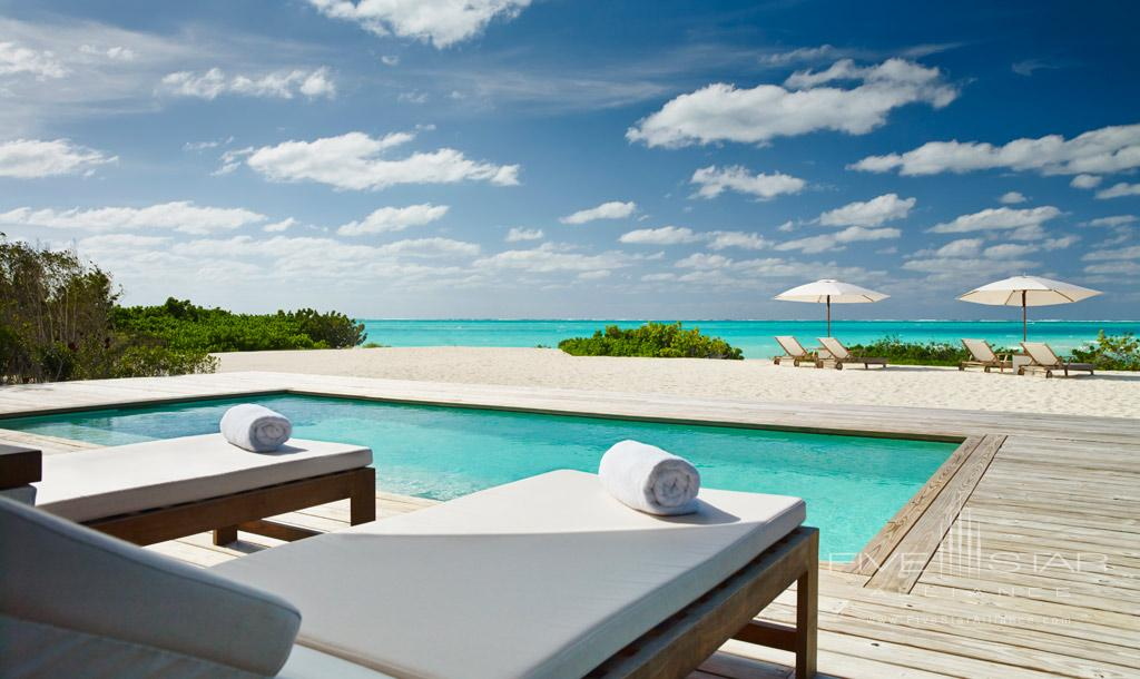 Two Bedroom Beach House at COMO Parrot Cay, Providenciales, Turks & Caicos Island