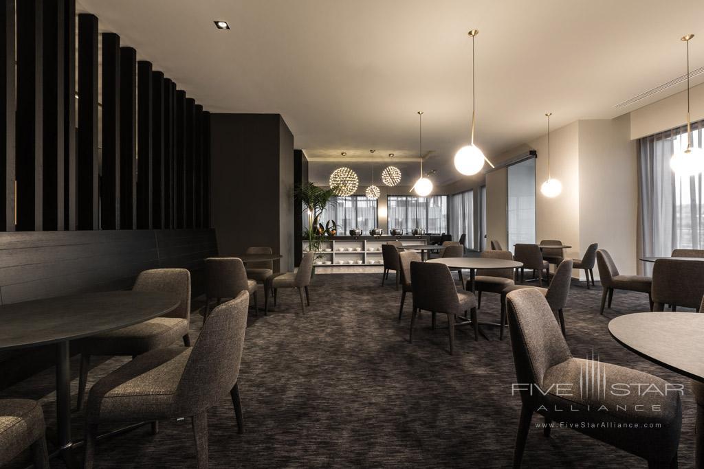Club Room Lounge at InterContinental Malta, St. Julians, Malta