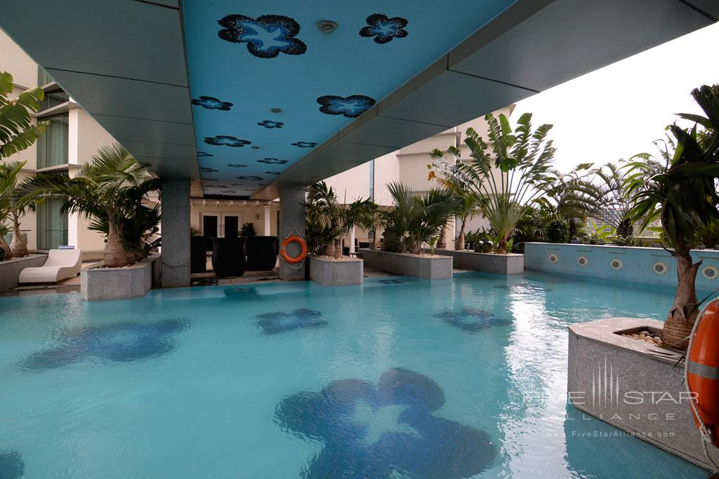 Outdoor Pool at The Zuri Whitefield, Bangalore, India