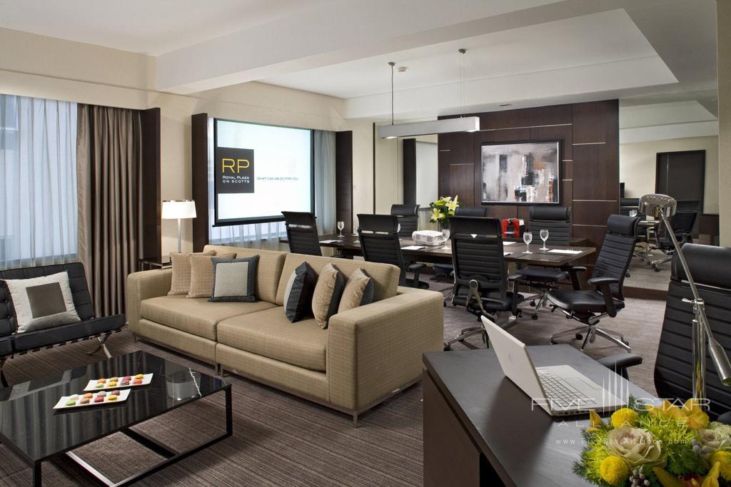 Suite at Royal Plaza On Scotts, Singapore, Singapore