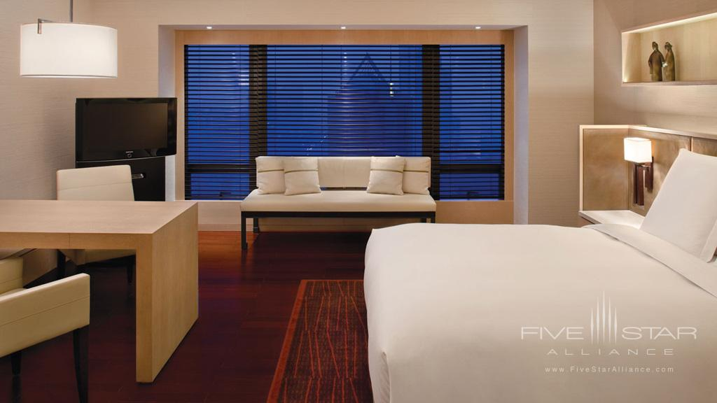 Park King Guest Room at Park Hyatt Beijing, China