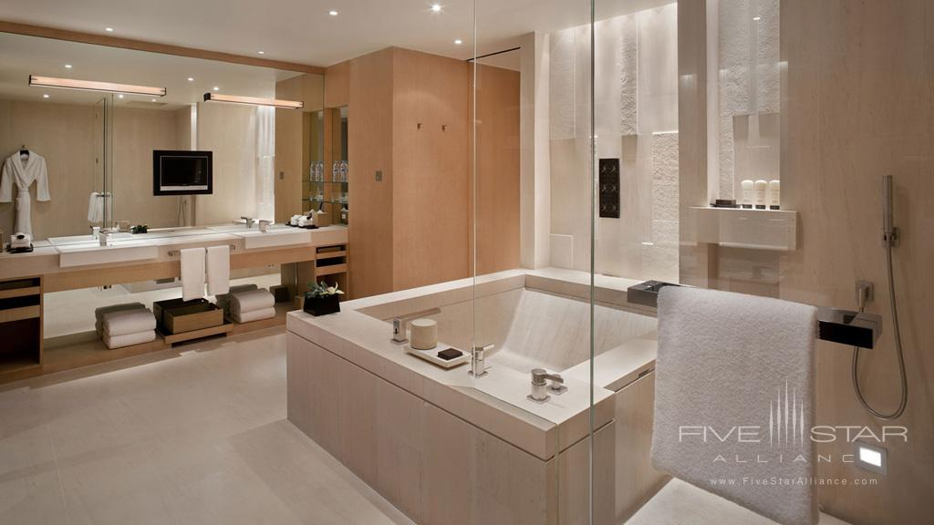 Suite Bath at Park Hyatt Beijing, China