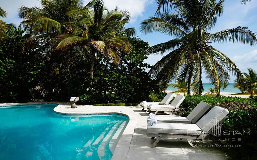 Outdoor Pool at Kamalame Cay, Andros, The Bahamas