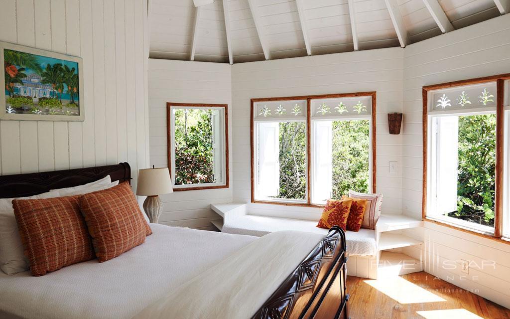 Guest Room at Kamalame Cay, Andros, The Bahamas
