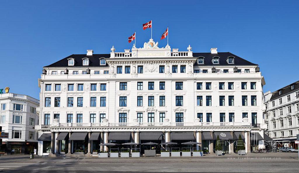 Hotel D'Angleterre Copenhagen, Denmark