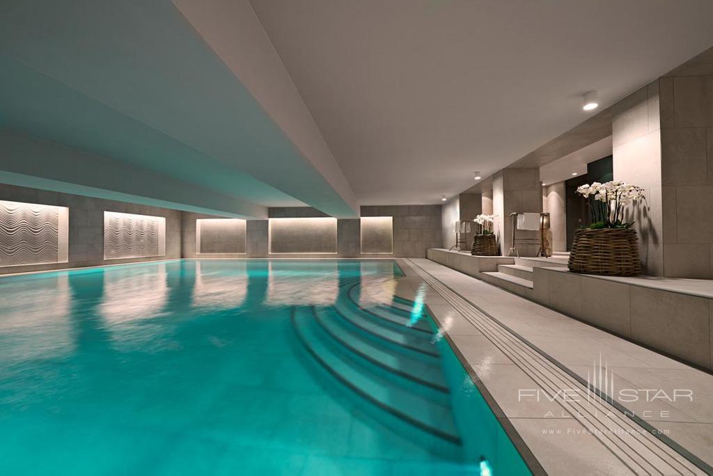 Indoor Pool at Hotel D'Angleterre Copenhagen, Denmark
