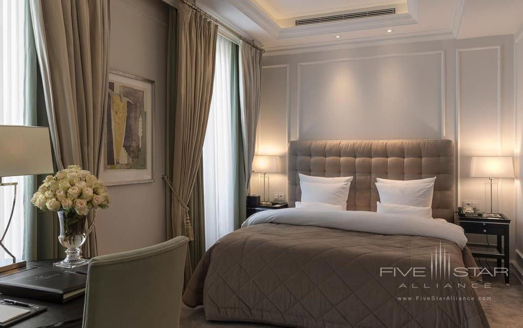 Guest Room at Hotel D'Angleterre Copenhagen, Denmark
